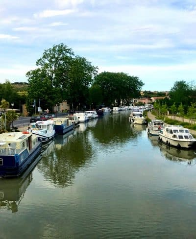 Overview of our DIY canal cruise: The Camargue & Canal du Midi