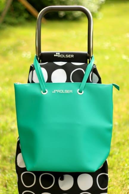 rolser trolley and bag