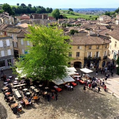 Before & after our canal trip: Quick stops in Carcassonne & Saint Emilion (PHOTOS)