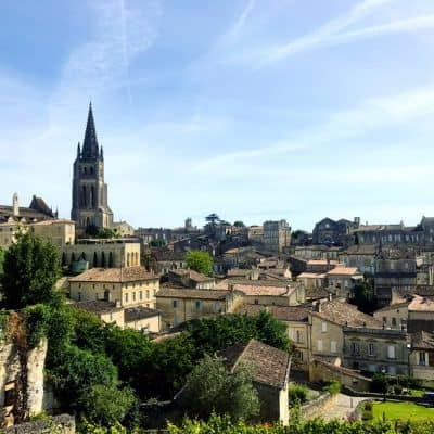 River cruising continues in St. Émilion: History, wine and a killer view