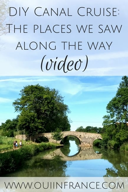 DIY Canal Cruise (VIDEO)- The places we saw along the way