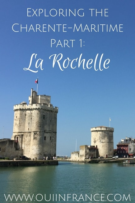 la rochelle weekend trip france