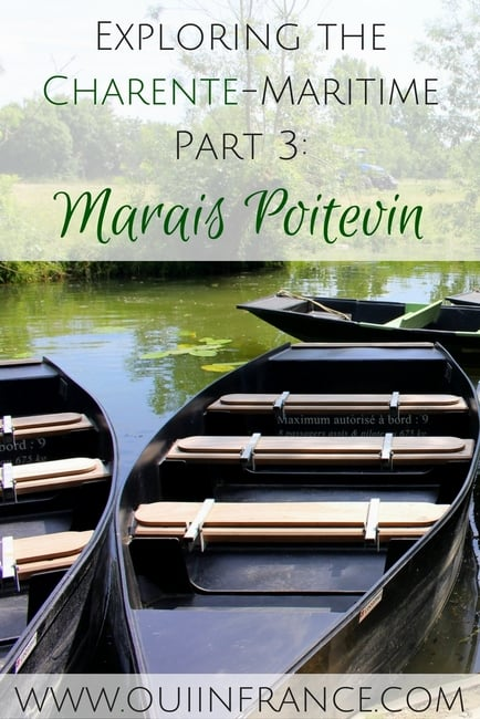 Exploring the Charente-Maritime marais poitevin france