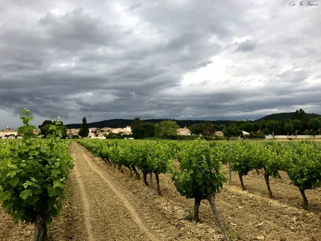 argeliers france before storm