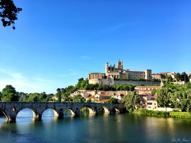 beziers canal cruise