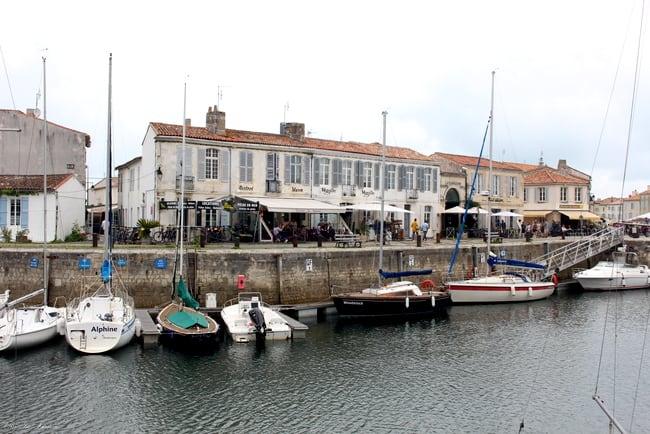 saint martin de re port