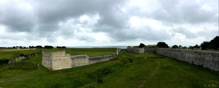 vauban fortifications ile de re