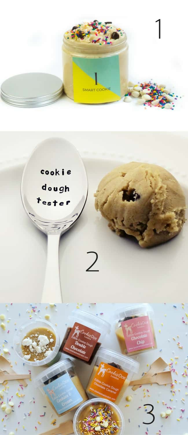 cookie dough on etsy