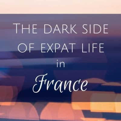 dark side of expat life