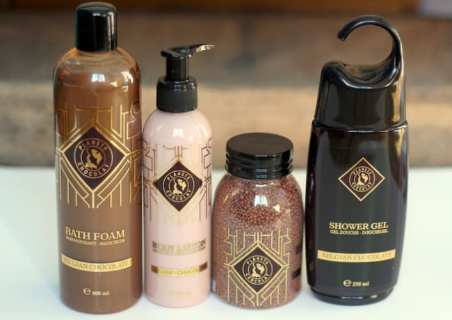 planete chocolate bath products