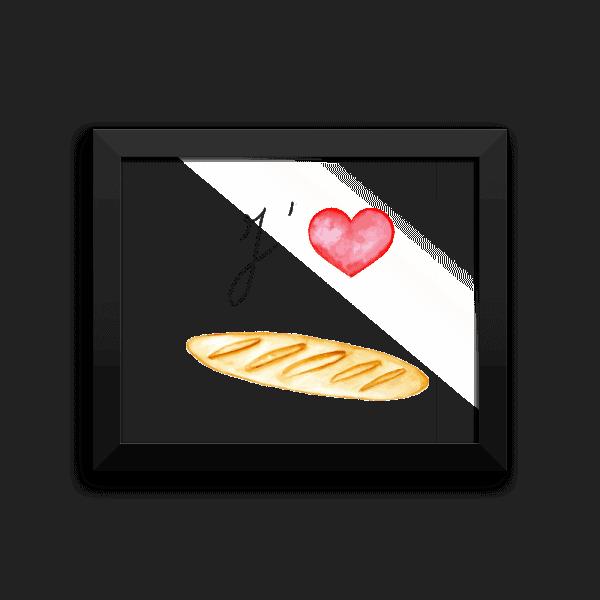 baguetteheart_mockup_Wall-Horizontal_8x10