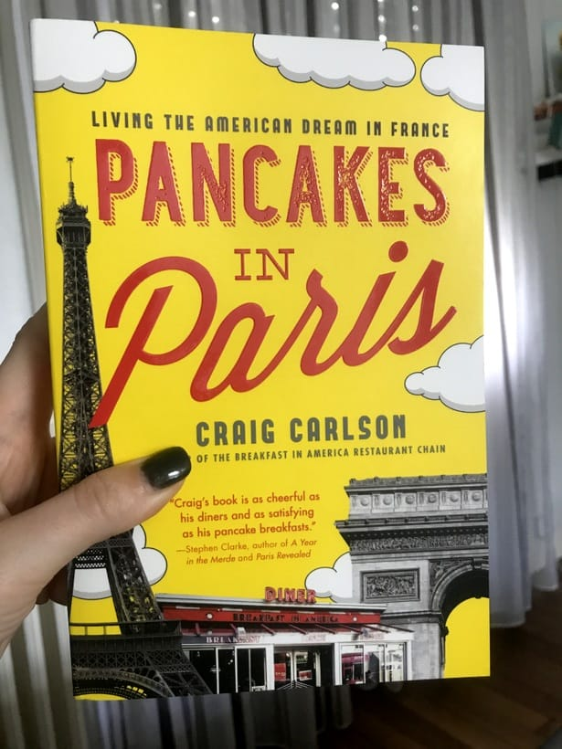 book review pancakes in paris