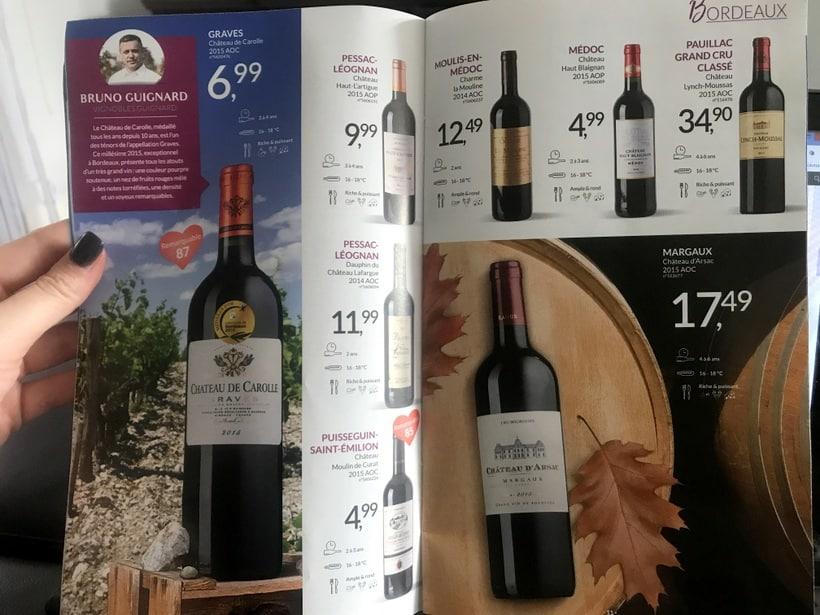 french foire aux vins wine sale