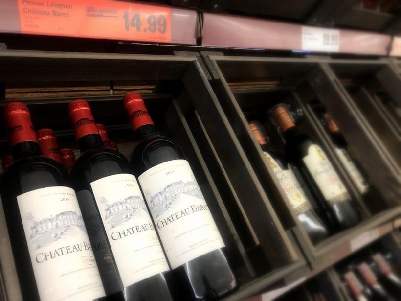 lidl foire aux vins wine fair