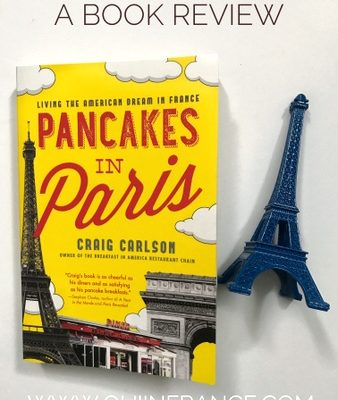 A book review: Pancakes in Paris by Craig Carlson