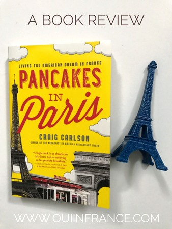 A book review: <em>Pancakes in Paris</em> by Craig Carlson