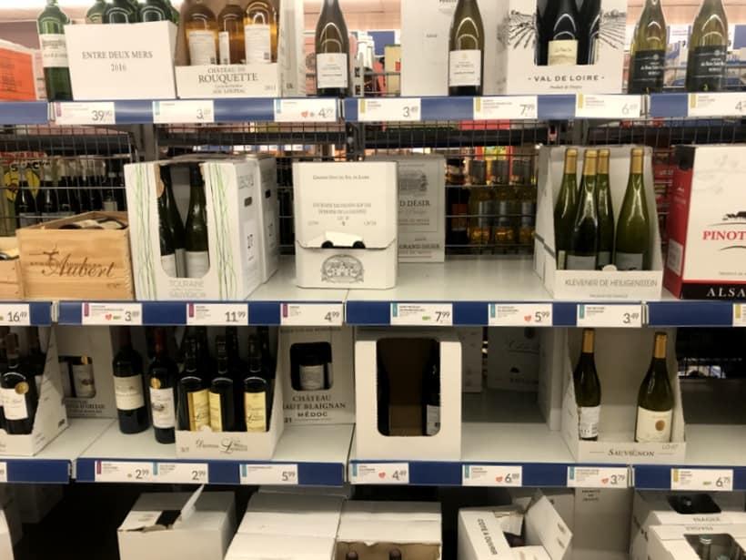 wine fair lidl