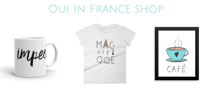 Oui In France shop french items