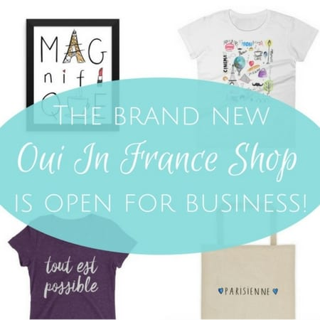 brand new oui in france shop