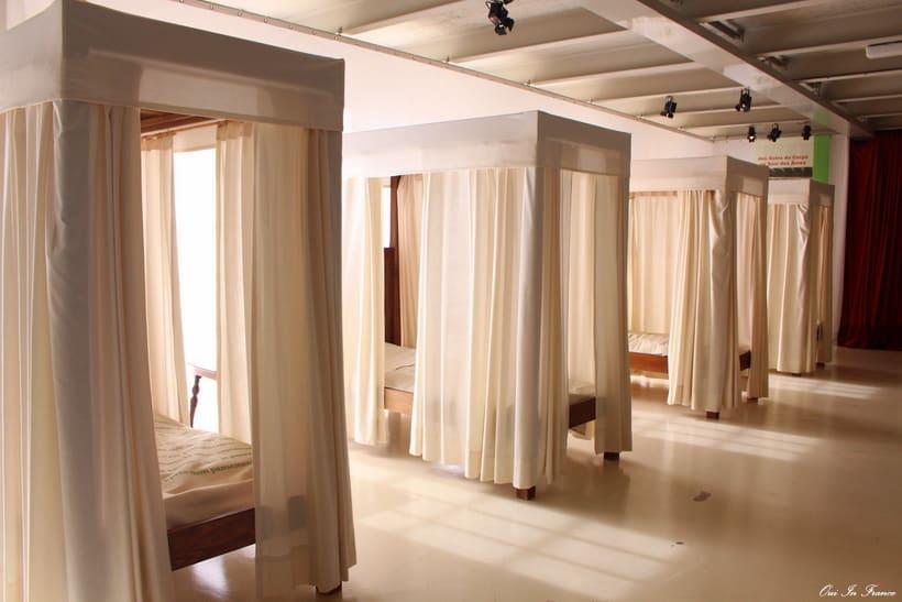 hotel dieu bauge hospital beds