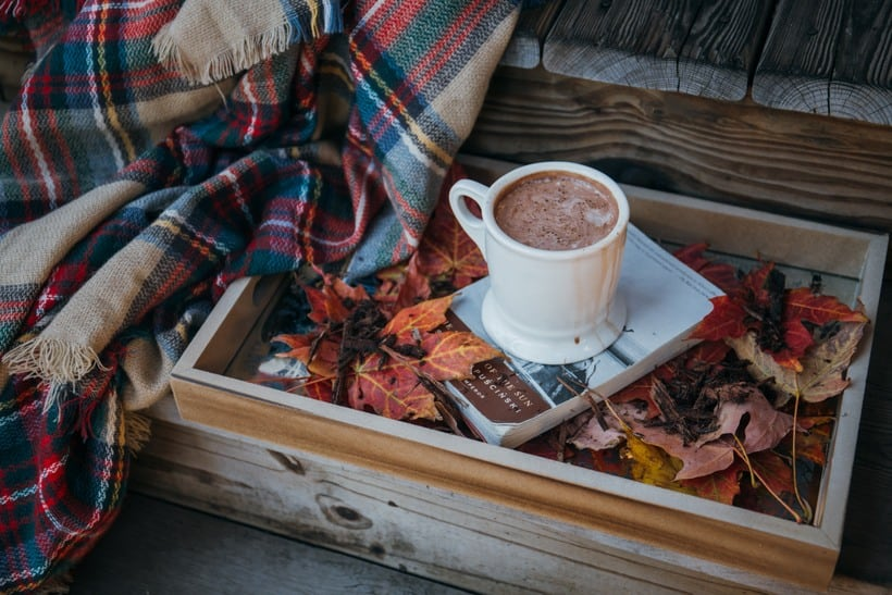 love cozy fall