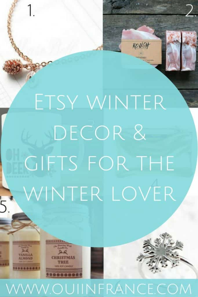 Etsy winter decor & gifts for the winter lover (1)