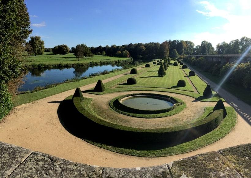 chateau du lude gardens