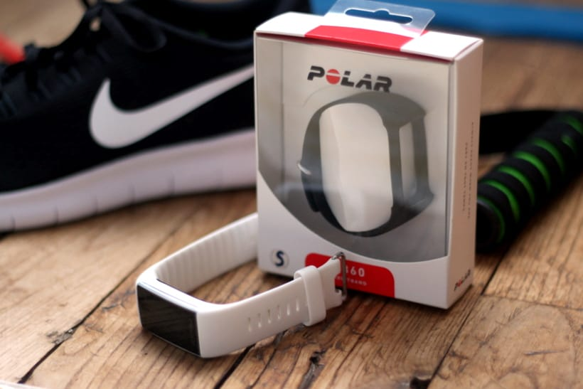 polar a360 review watch band