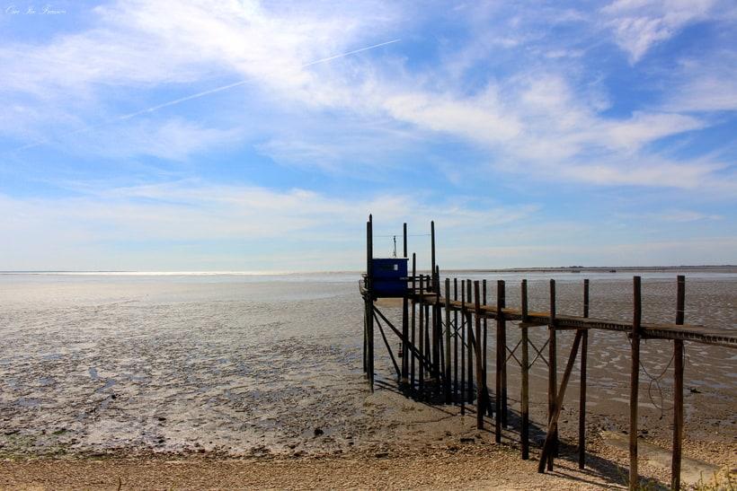 fishing pontoon charente maritime