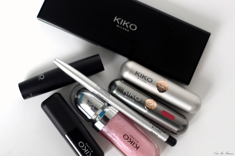 kiko milano makeup review