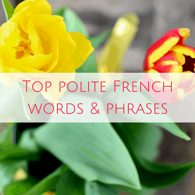 Top 5 polite French words & phrases you need to fit in (AUDIO)