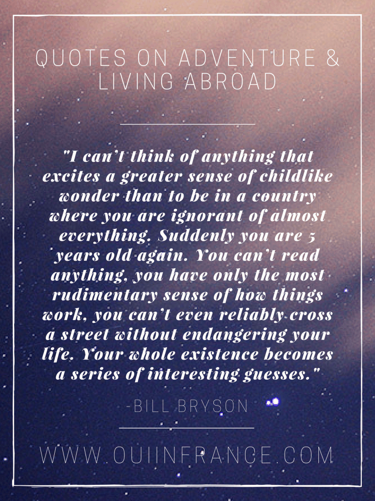 bill bryson quotes