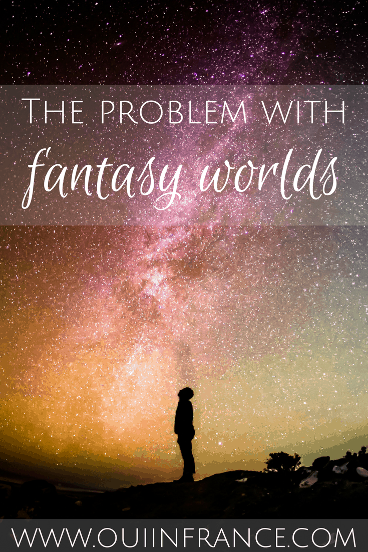 The problem with fantasy worlds