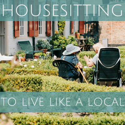 Why you should consider housesitting in France to live like a local
