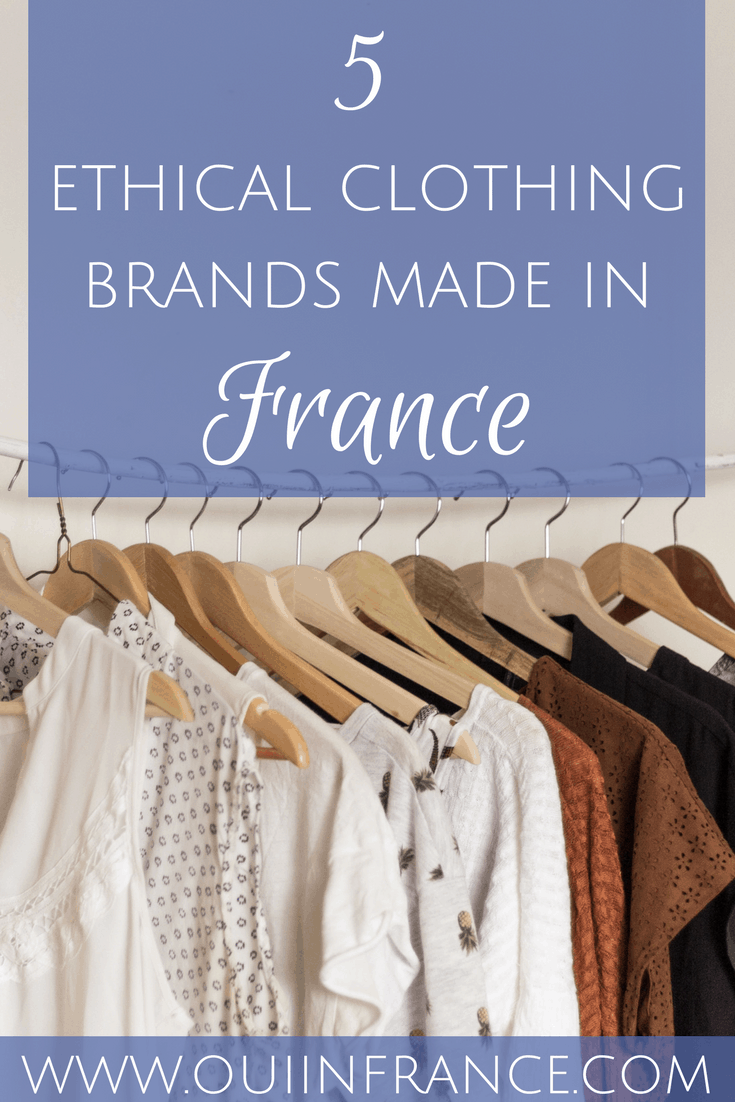 ethical clothing brands in france