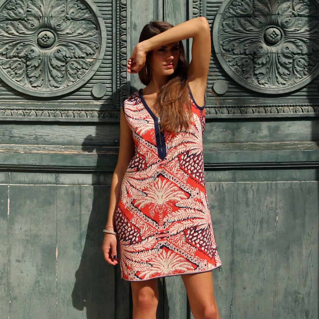 ethical french fashion brands post diem dress