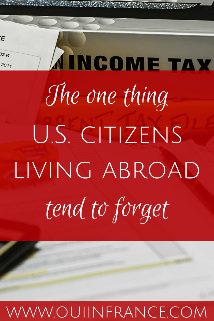 expat taxes for americans abroad