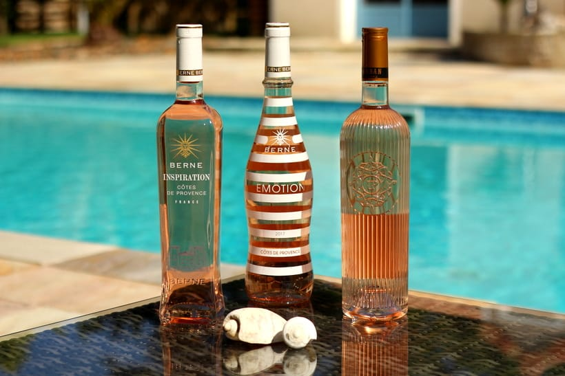 french rose wines for summer
