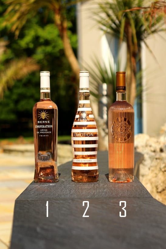 french rose wines