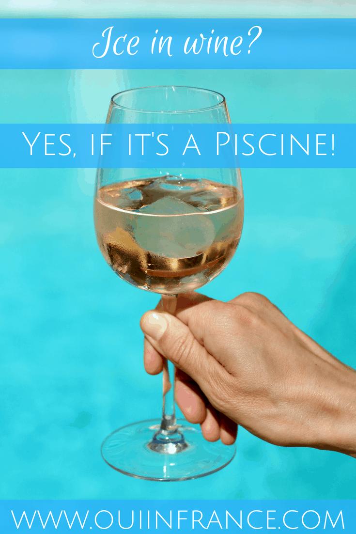 rose piscine wines