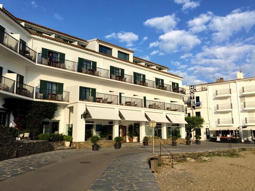 hotel playa sol cadaques spain