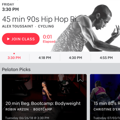 Fitness find: Why I love the Peloton app (REVIEW)