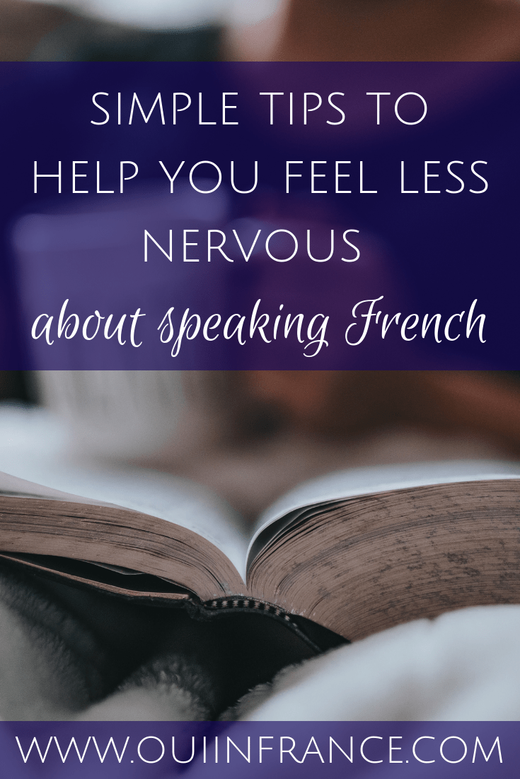 tips for when you're nervous about speaking a foreign language