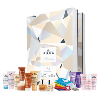 nuxe cosmetic advent calendar