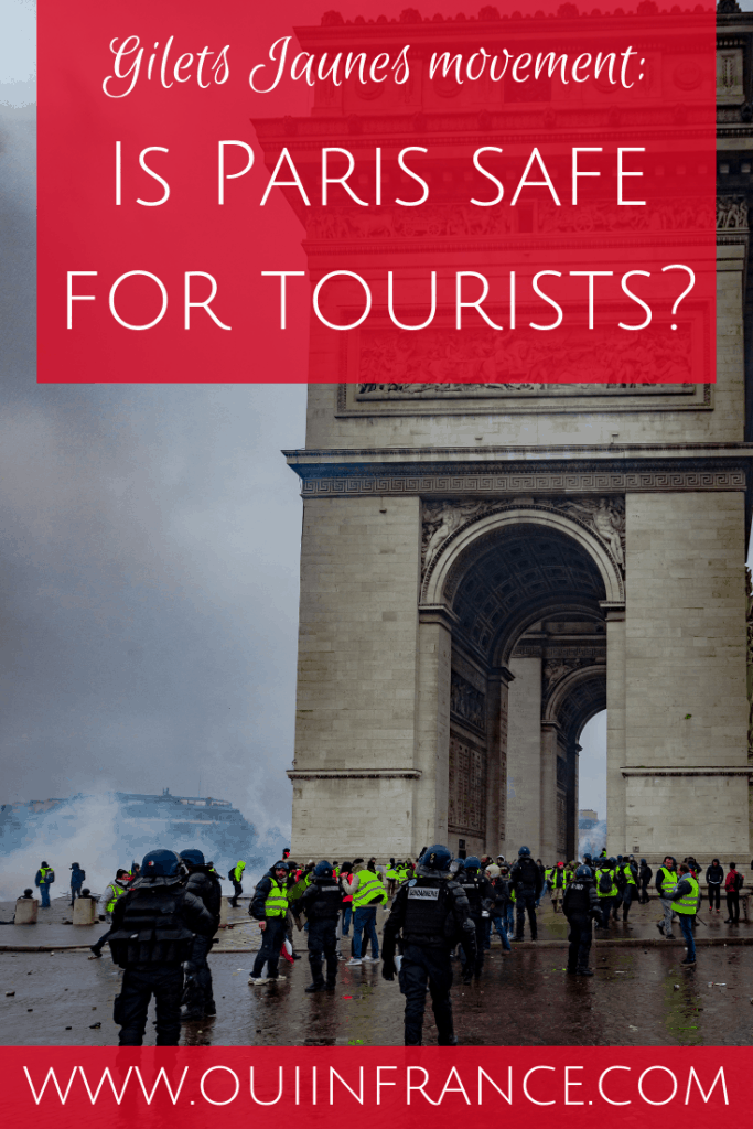 Is Paris safe for tourists
