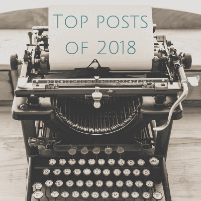 Top posts & a look back at 2018