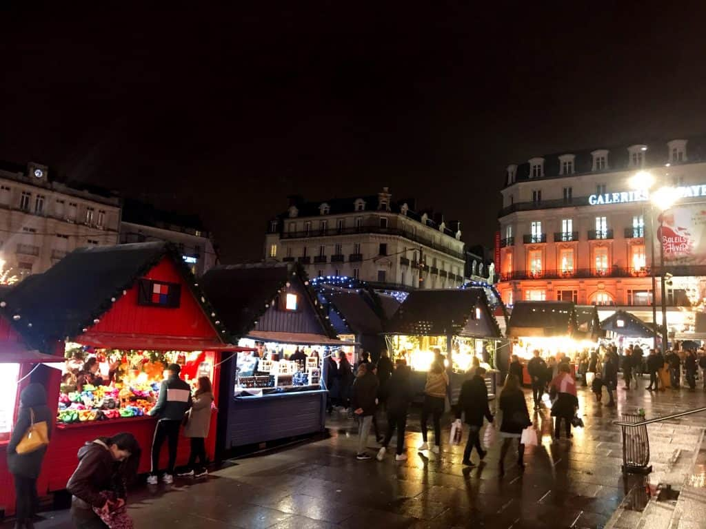 angers france christmas market