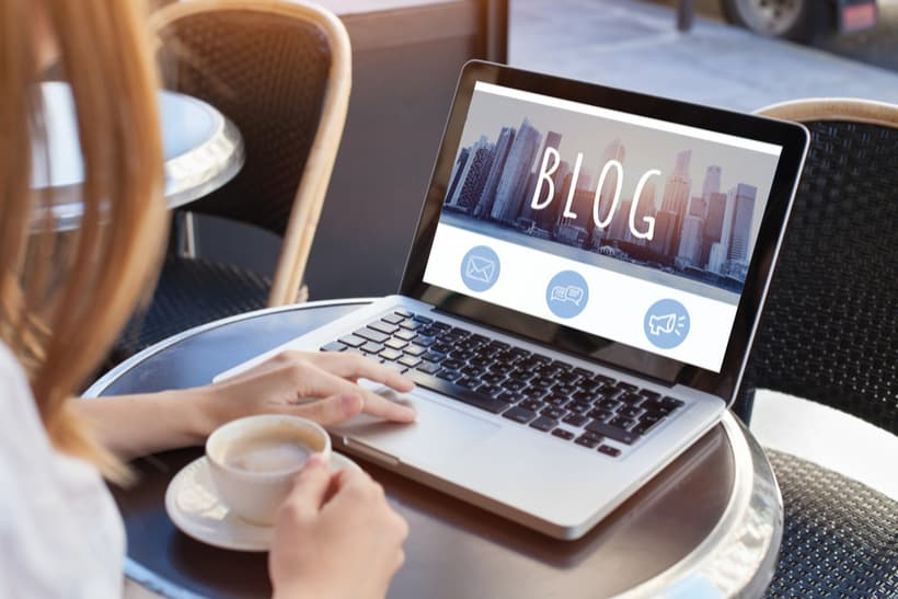 blogs with thoughtful content writing lifestyle