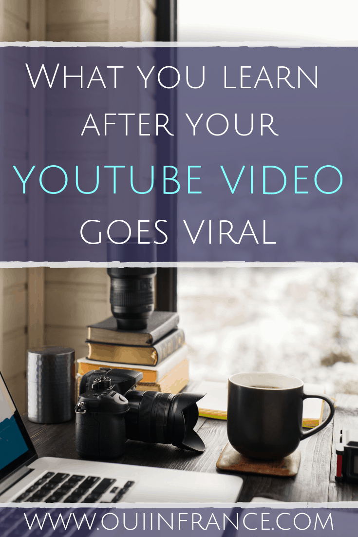 what you learn after your youtube video goes viral
