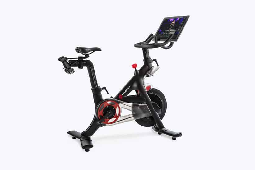 cheaper peloton bike alternative setup